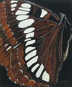 As Beautiful as a Butterfly's Wing  SOLD