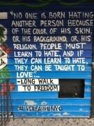 TAYLOR; NYC Graffiti 3: Words to Live By; limited edition of 10, #1 SOLD